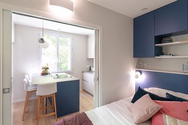 Appartement haut de gamme à Paris par Catherine bouvier, Architecte d'intérieur - Bulles & Taille-crayon