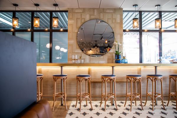 Café, Hotel, Restaurant par Laurent Marivat, Décorateur d'intérieur - Contrast Déco